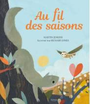 Au fil des saisons - RICHARD JONES - Editions Kimane