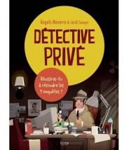 Détective privé (livre jeu) - 9 enquêtes à résoudre - JORDI SUNYER - Editions Kimane