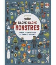 Cache-cache monstres - AGNESE BARUZZI - Editions Kimane