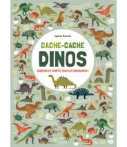 Cache-cache dinos - AGNESE BARUZZI - Editions Kimane