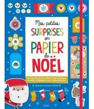 Mes petites surprises en papier de noël - Editions Kimane