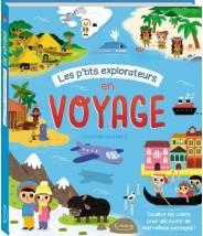 Les p'tits explorateurs en voyage - SONIA BARRETTI - Editions Kimane