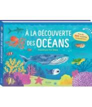 À la découverte des océans (coll. livres 100 volets) Nicholls-Diver Amy - Editions Kimane