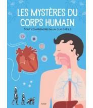 Les mystères du corps humain - GIULIA DE AMICIS - Editions Kimane