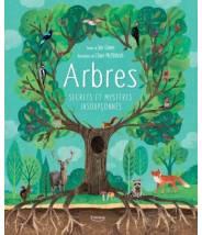 Arbres : Secrets et mystères insoupçonnés - CLAIRE MCELFATRICK - Editions Kimane