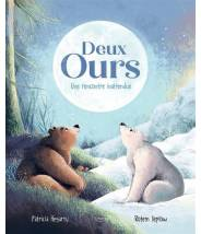Deux ours Une rencontre inattendue - PATRICIA HEGARTY - Editions Kimane