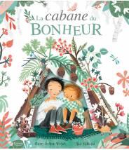 La cabane du bonheur - CLARE HELEN WELSH - Editions Kimane