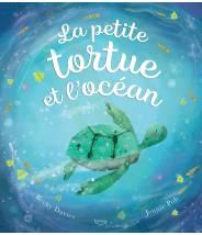La petite tortue et l'océan -BECKY DAVIES - Editions Kimane