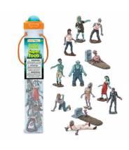 Zombies - Super Tube Safari LTD - figurines Halloween