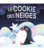 Le cookie des neiges - Eidvilė Viktorija Buožytė - Editions Kimane - livre