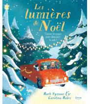 Les lumières de Noël - Ruth Symoni -Editions Kimane - livre