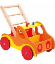 Chariot de marche Pompier - Smallfoot