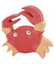 Crabe - figurine en bois HOLZTIGER