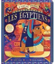 Les Égyptiens - JONNY MARX/CHAAYA PRABHAT  - Editions Kimane