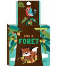 "Dans la forêt ( coll ""mon joli livre cache-cache"") - Marshall Natalie - Editions Kimane"