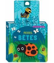 "Petites bêtes ( coll ""mon joli livre cache-cache"") - Marshall Natalie - Editions Kimane"