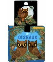 "Les oiseaux ( coll ""mon joli livre cache-cache"") - Marshall Natalie - Editions Kimane"