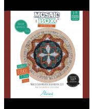 Mozaïc box - Neptune mandala 1