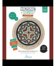 Mozaïc box - Neptune mandala 2