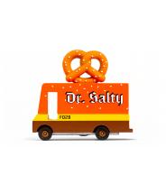 Pretzel Van - véhicule en bois - Taille small - Candylab Toys