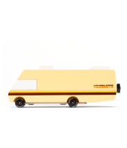 Yosemite RV - véhicule en bois - Taille Small - Candylab Toys