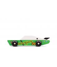 Blackjack - véhicule en bois - Taille Medium - Candylab Toys