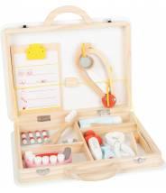 Malette de médecin et de dentiste 2 en 1