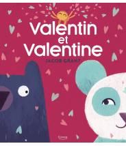 Valentin et valentine Jacob Grant - Editions Kimane