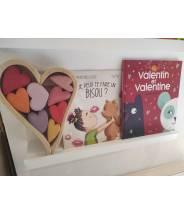 Livres ST VALENTIN - pack thématique