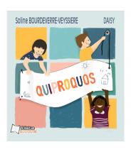 Quiproquos - Soline BOURDEVERRE-VEYSSIERE