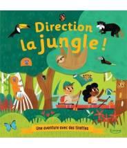 Direction la jungle ! Allison Black - Editions Kimane