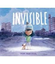 Invisible - Tom Percival - Editions Kimane