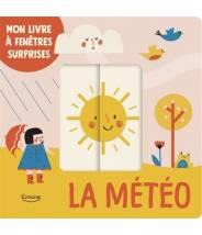 La météo (coll. mon livre à...