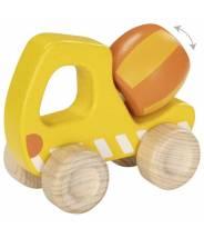 Camion toupie en bois...