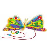 Papillon à enfiler, coll....