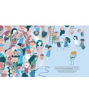 LÉO ET LE POULPE: UNE HISTOIRE POÉTIQUE ET DÉLICATE SUR LE SYNDROME D'ASPERGER - Editions Kimane