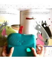 Pack Bookinou + 4 livres + 10 gommettes supplémentaires
