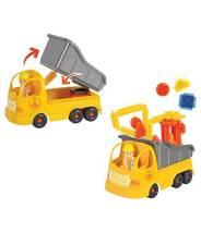 BLOKO –  Camion benne +100 pièces - construction 1er âge