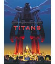Titans, cherche les 7 différences - Editions Amaterra