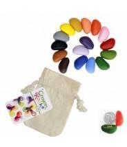 Crayons Rock - Crayons cailloux lot de 16