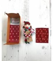 Fille - lutin de Noël - Elf for Christmas