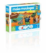 SAVANE  Coffret 6 moules - Mako moulage