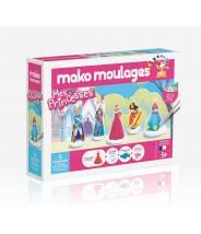 Mes princesses  Coffret 5 moules - Mako moulage
