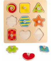 Puzzle des formes
