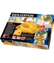 Kit de bricolage «Pyramides d'Egypte»