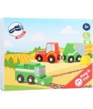 Kit de véhicules agricoles