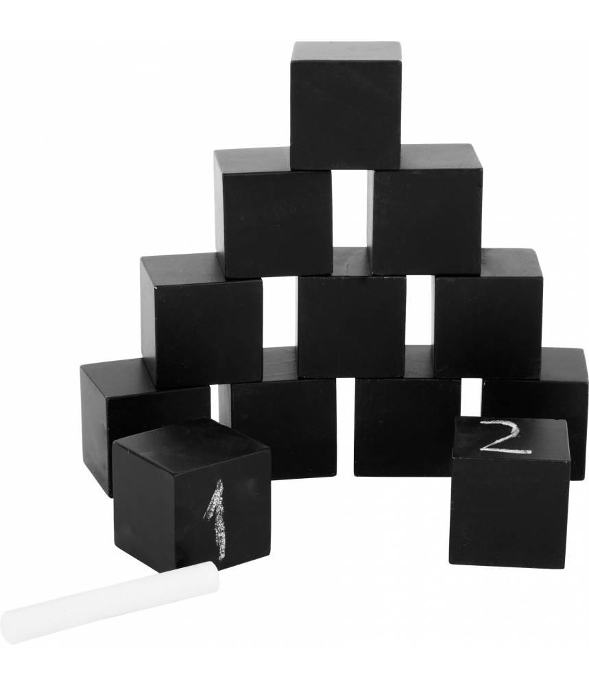 Cubes Ardoise