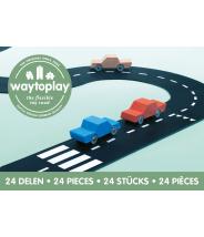 Highway - 24 pièces - way to play (Waytoplay)