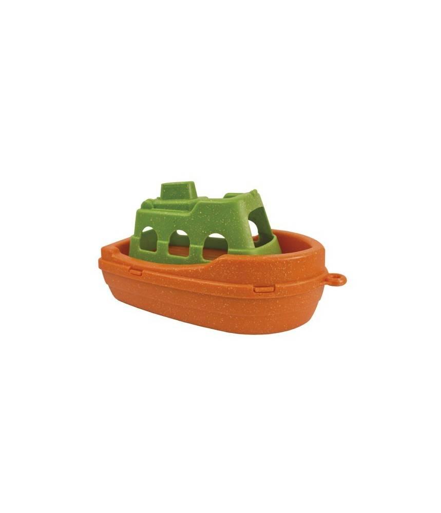Bateau orange et vert Antibactérien - Anbac