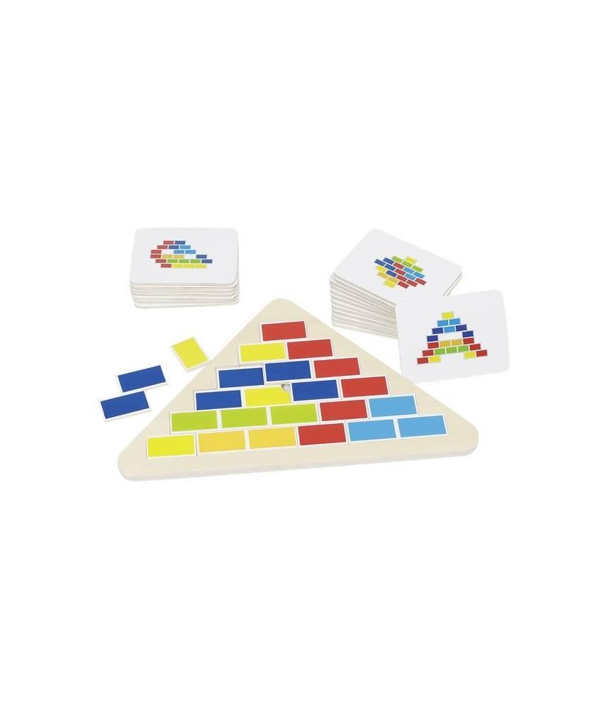 Puzzle triangle segmenté GOKI